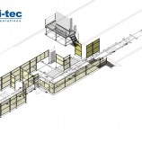 Safety fences-MULTITEC 1