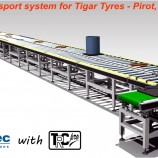 Transport system MULTITEC for Tigar Tyres 1