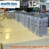 Transport system MULTITEC for Tigar Tyres 5