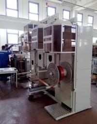 Multitec Systems je isporučio prvu mašinu za vlaženje i premotavanje koturova u Koteks-Viscofan, Novi Sad