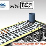 Transport system MULTITEC for Tigar Tyres 8