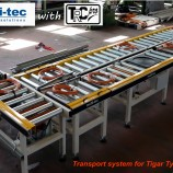 Transport system MULTITEC for Tigar Tyres 4
